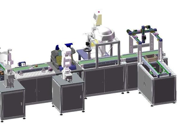自动生产线解决方案