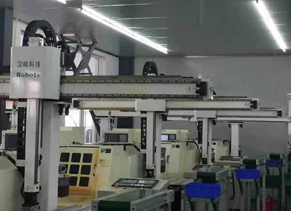 桁架自动化生产线