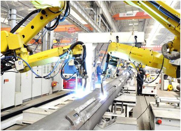 工业机器人自动化生产线