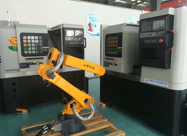 数控机床自动化生产线